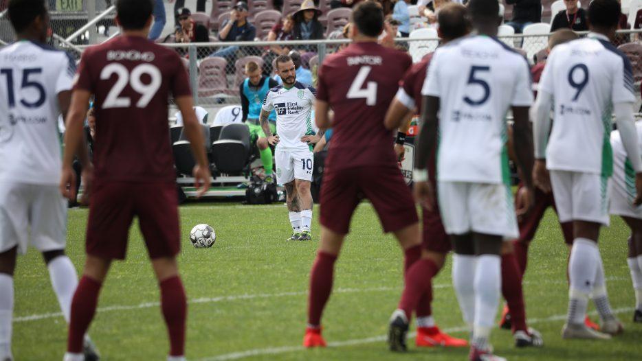 Portland Adds Three Late Goals, Stuns Energy FC 3-2