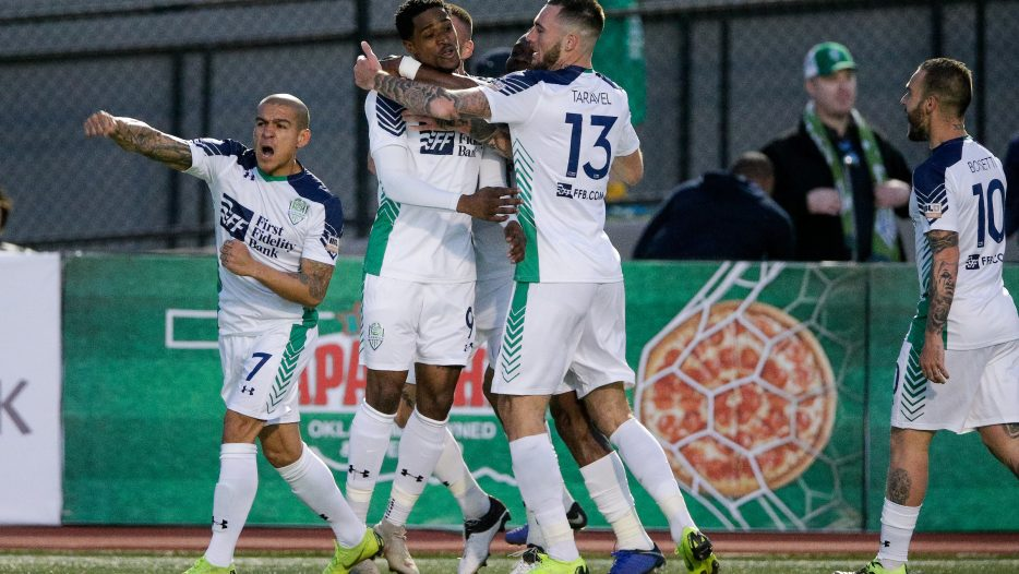 Energy FC Win, Advance in U.S. Open Cup