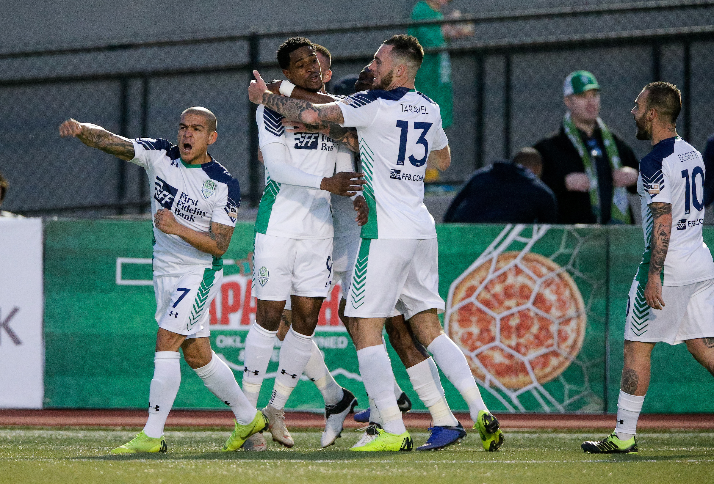 Energy FC Wins Thriller 4-3