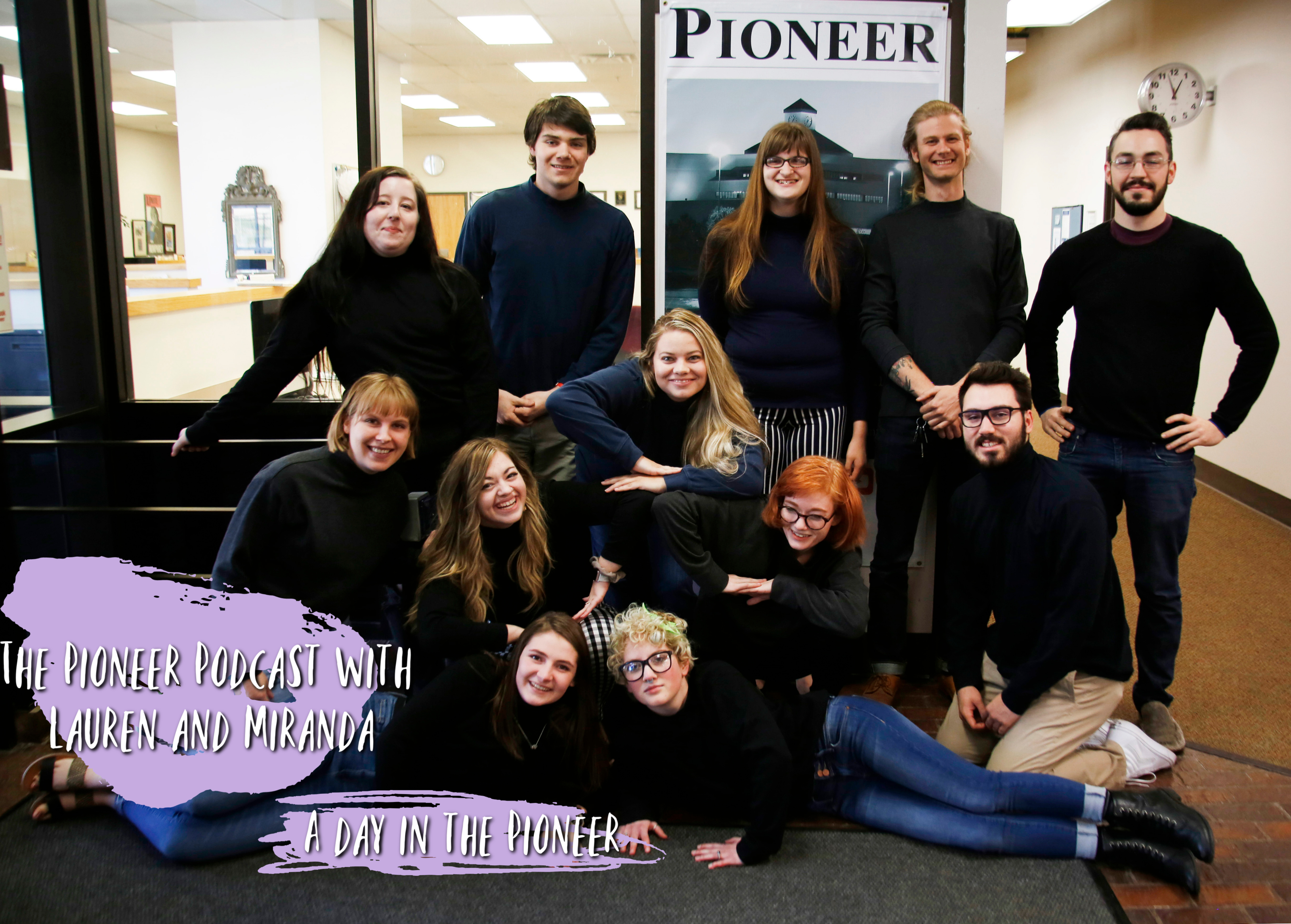 The Pioneer Podcast with Lauren and Miranda: A Day in the Pioneer