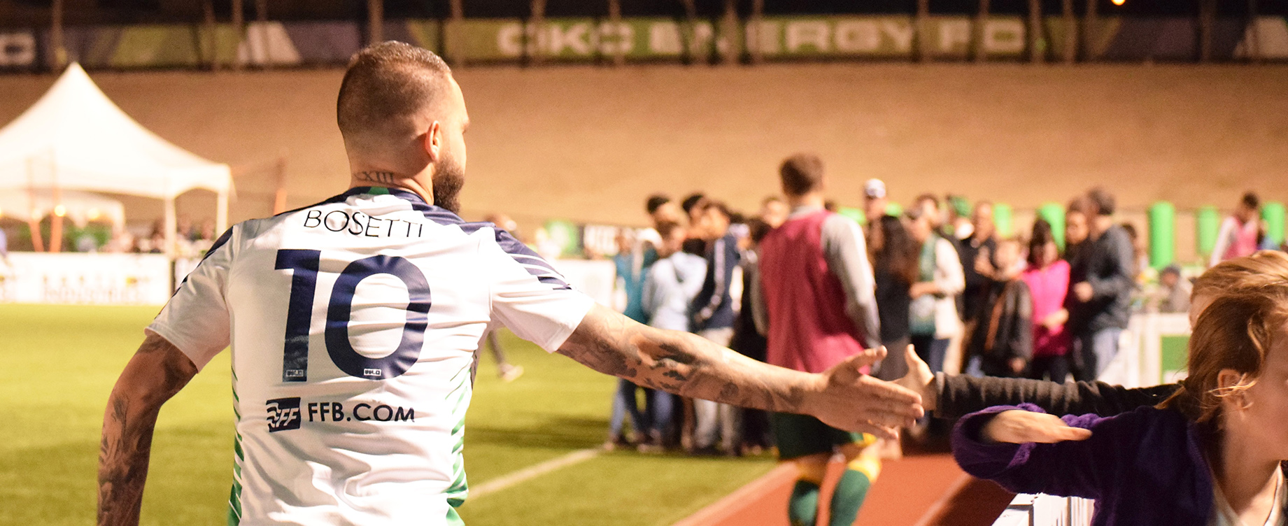 20 Percent Through The Season, Energy FC Still Inconsistent