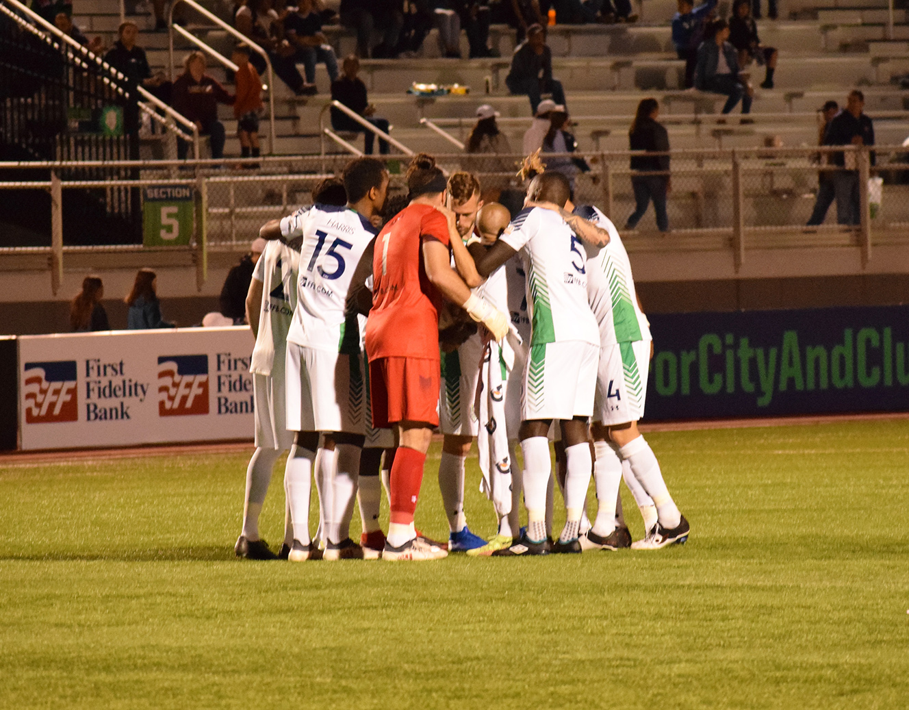 Energy FC Ends Winless Streak With Gritty Victory