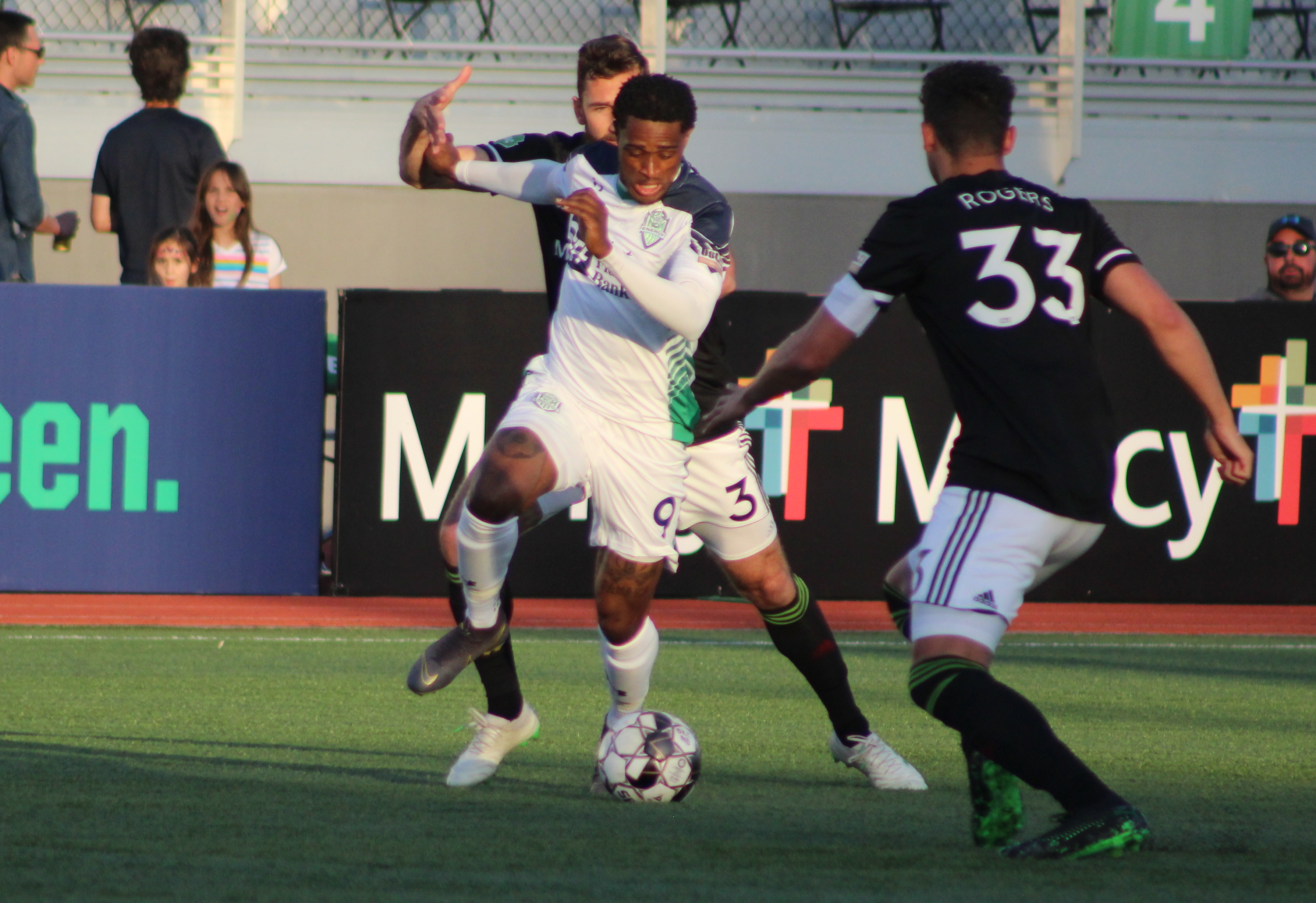 Energy FC Look To End Skid