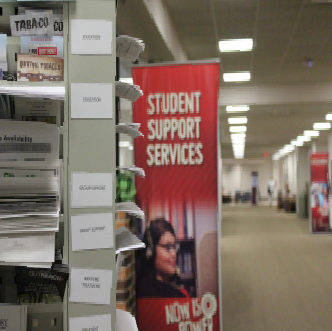 Learning Support Office closes; students can still find help