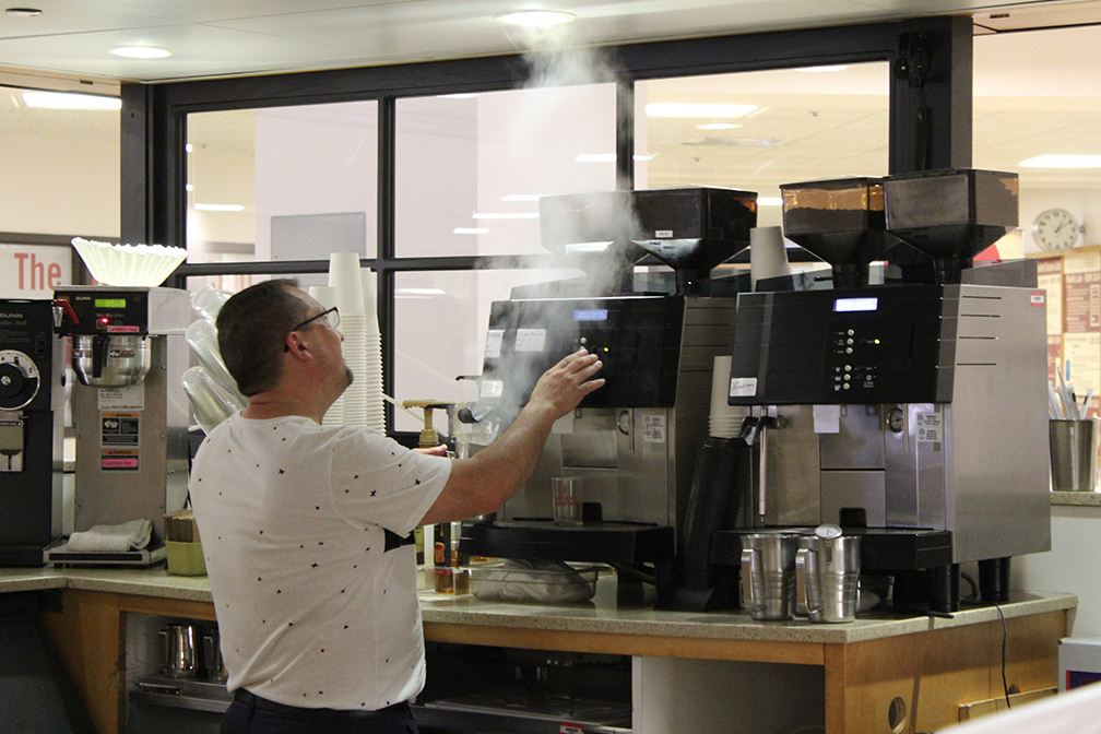 OCCC Cafeteria, Coffee Shop Serving Up Food Again