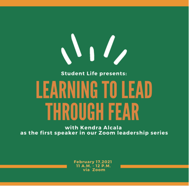 Leadership Series starting at OCCC next week