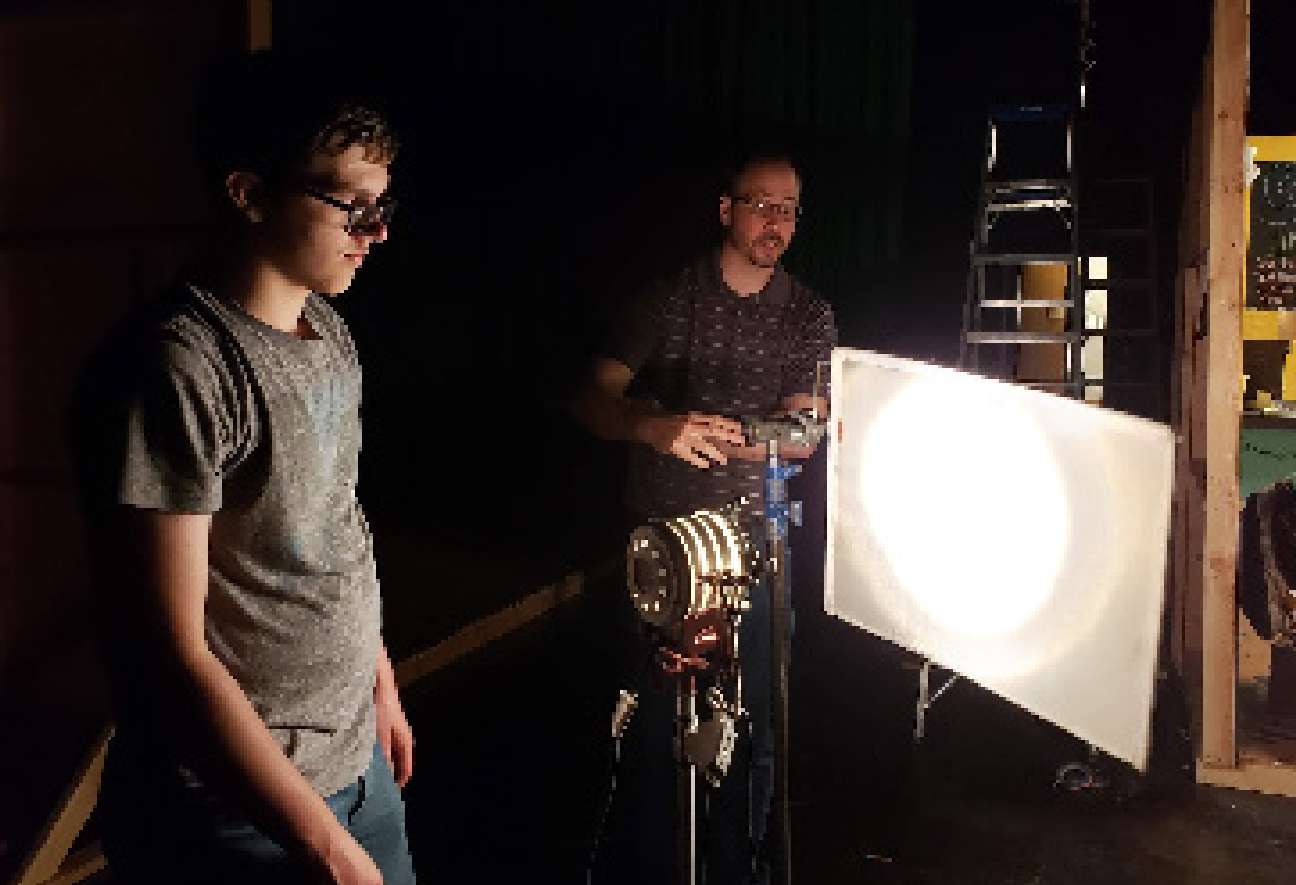 Students embrace creativity in cinema program