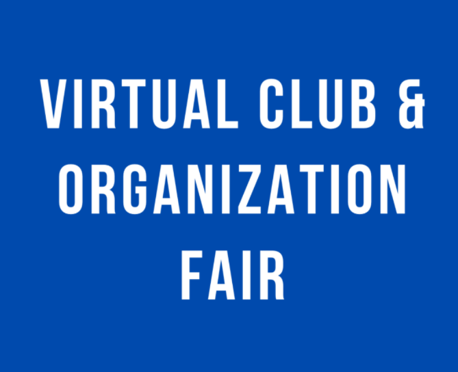 Virtual club fair provides connection opportunity