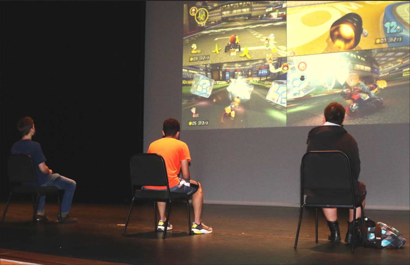 Wild driving, free Switch bring gamers to OCCC competition
