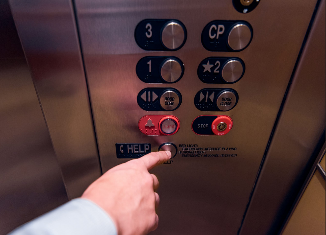 After decades, 'Creepy' elevator getting updated