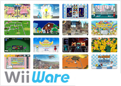 Wii gaming library offers alternatives