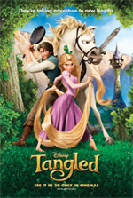 Adventure awaits in 'Tangled'