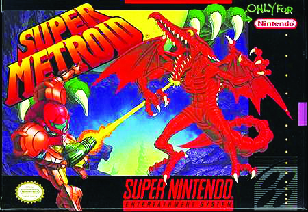 "Retro ""Metroid"" revolutionary for its time"