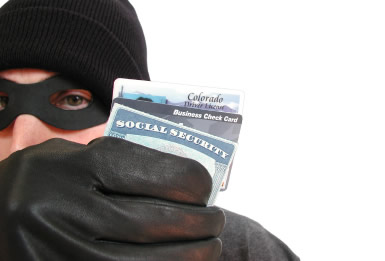 Identity theft occurs almost 700 times a day