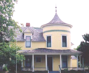 OCCC student, museum curator invites guests to historical home for festival