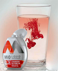 MiO water enhancer gives users more choices
