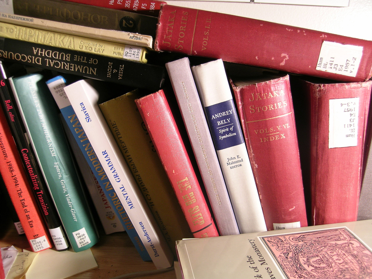 Library displays banned books through Oct. 7