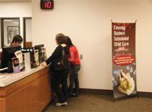 Financial Aid office reports increase
