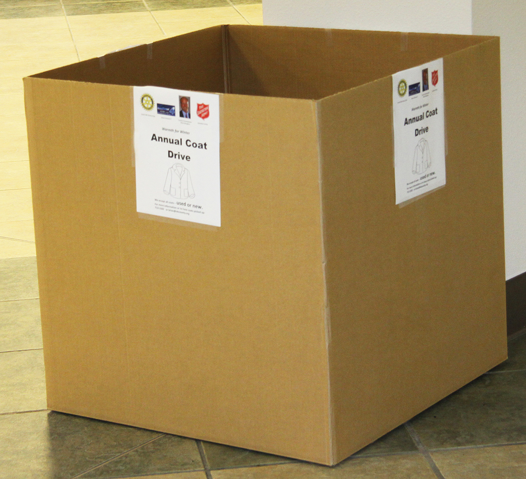 OCCC teams up with local organizations for coat drive