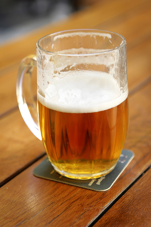 Pioneer for cold beer: Vote yes for modern liquor laws