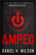 'Amped' a great summer sci-fi read