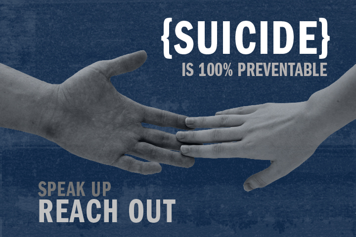 Counselor says suicide can be prevented