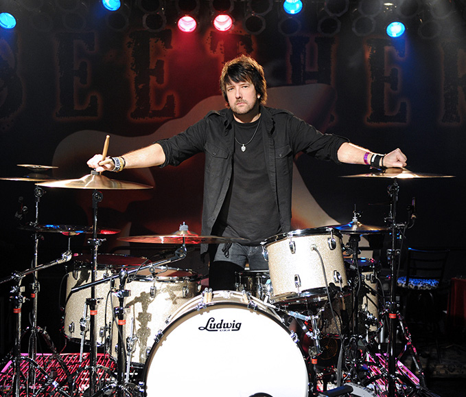 Drummer reflects on rise to Seether