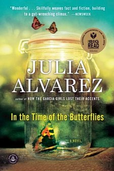'In the Time of the Butterflies' chosen as Big Read
