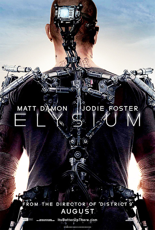 'Elysium' not for the weak stomached