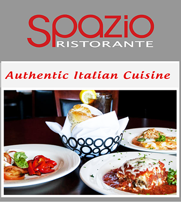 Nearby Italian eatery nice change of pace