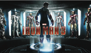 'Iron Man 3' almost delivers an A