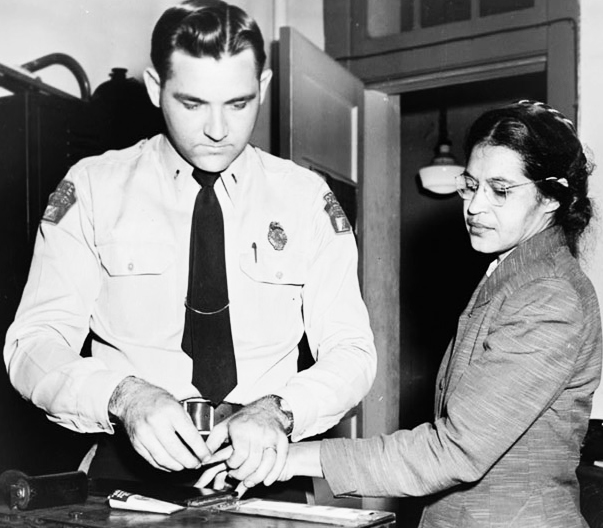 Rosa Parks more than just a hero