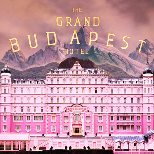 Movie good, for Wes Anderson
