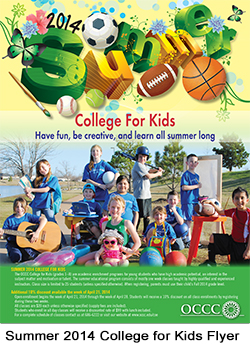 College for Kids a great summer plan
