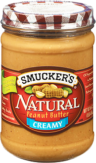 All-natural peanut butter 'glorious'