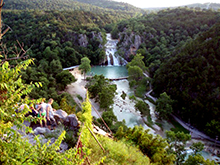 Turner Falls beautiful any time of year
