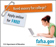 Are you eligible for financial aid? Find out at Free College February