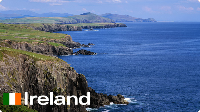 Earn college credit while exploring Ireland