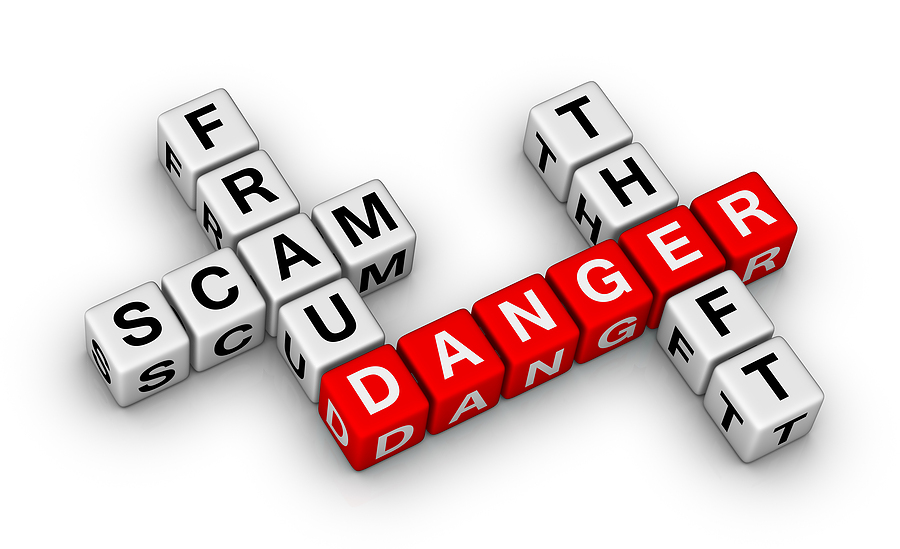 Fraud costs $5 million annually