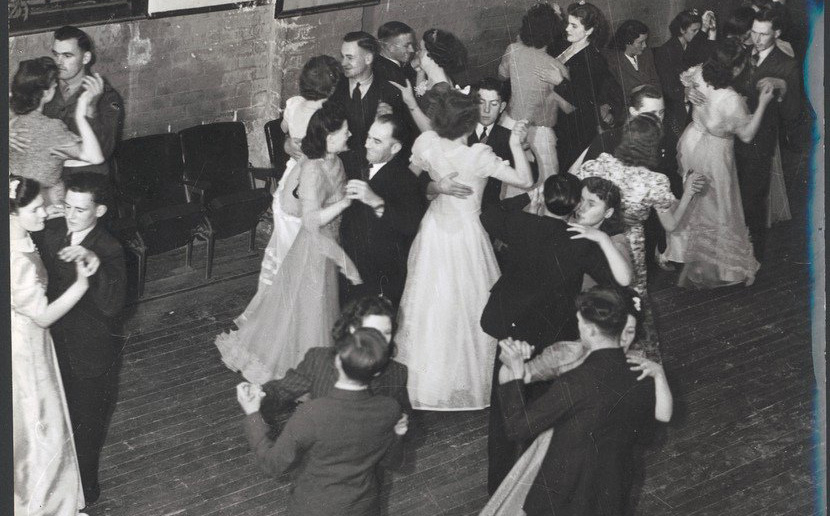 Social Dance class covers many styles