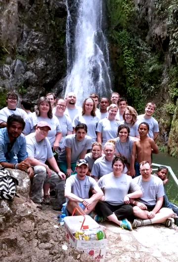 Service learning trip taken to Dominican Republic