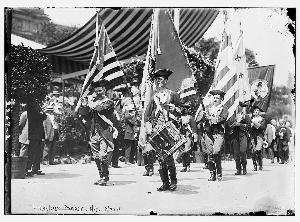Independence Day celebration dates to 1777