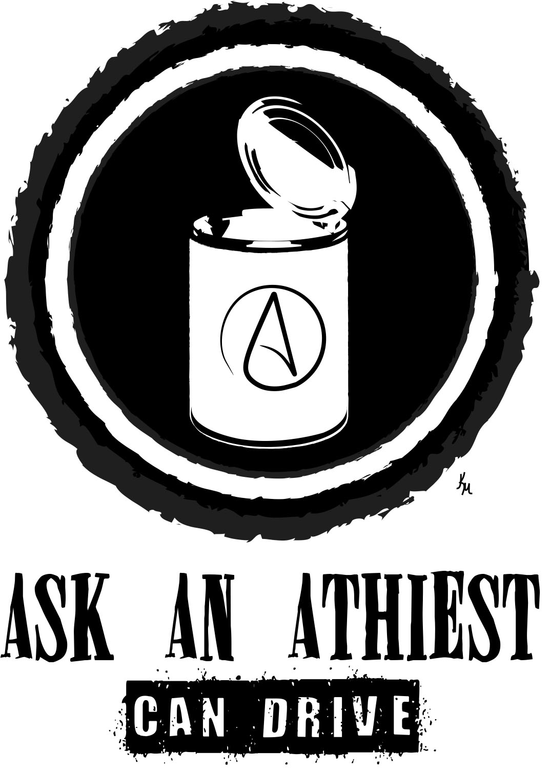 Agnostics, Atheists and Free Thinkers to hold can drive