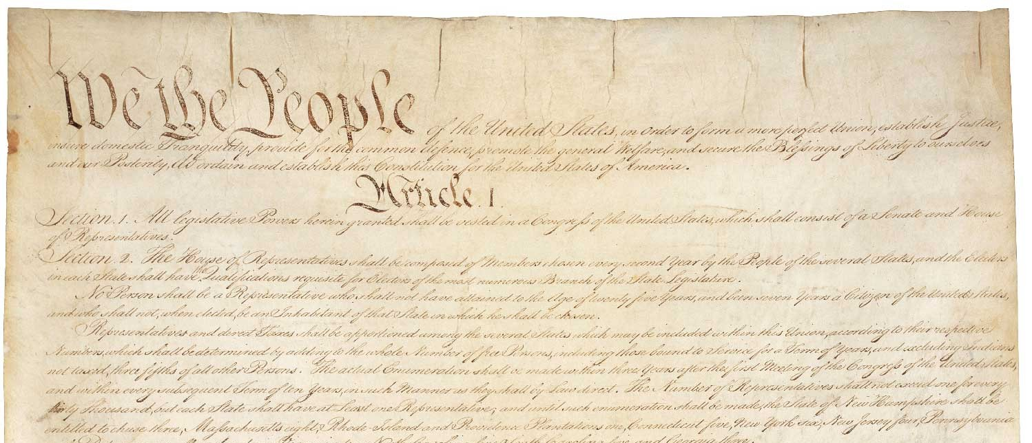 U.S. Constitution celebrated during student meeting