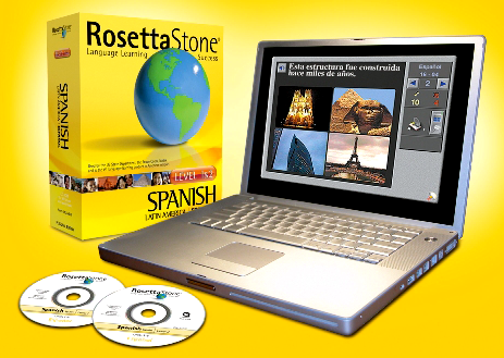 Rosetta Stone software now free online