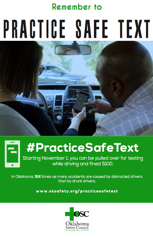 Texting and driving illegal, beginning Nov. 1