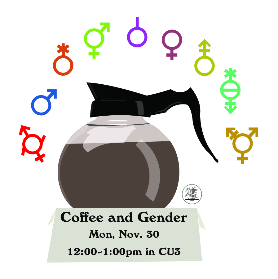Coffee and Gender lecture to address changes in society