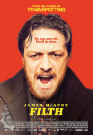 Foul-mouthed Filth a great feature film