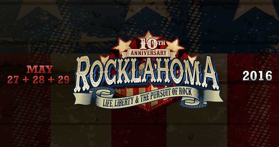 Rocklahoma festival back for 10th year