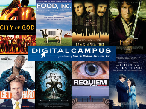 Stream movies from the library